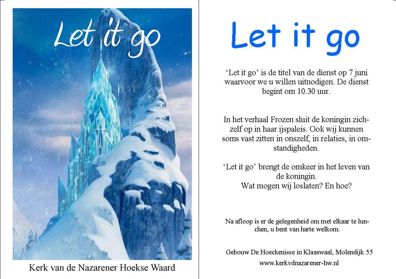 Uitnodiging Let it go 150607